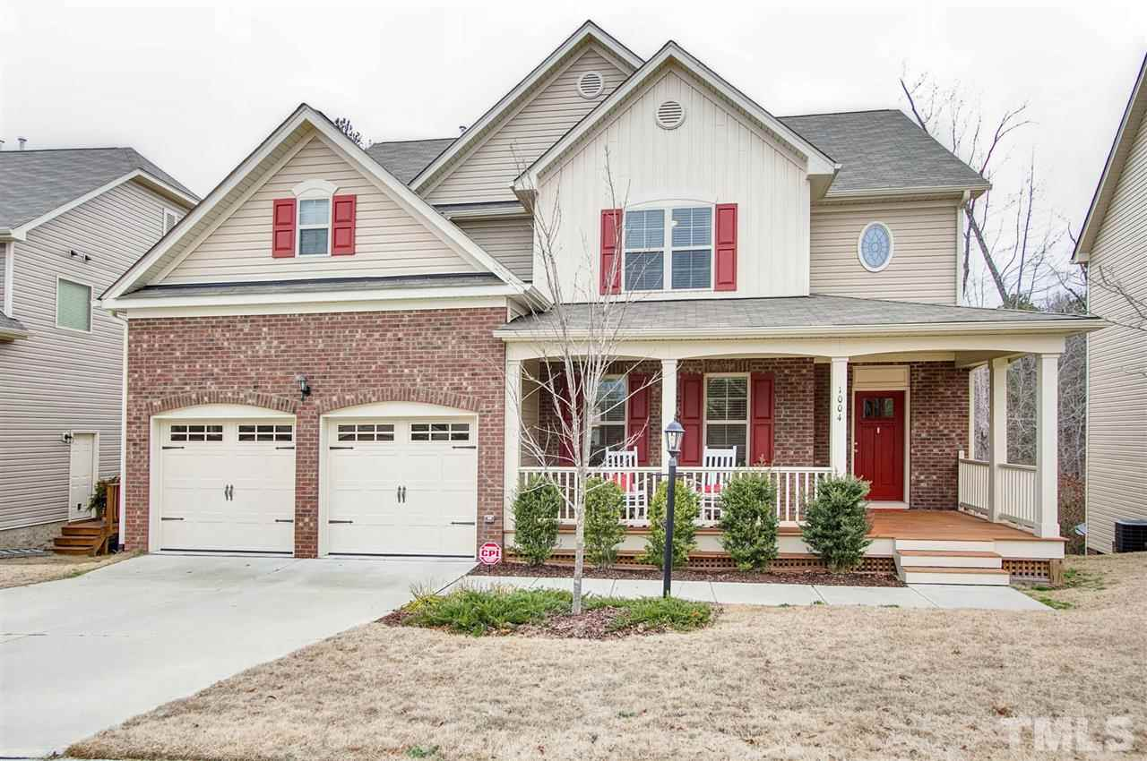 1004 RANCHESTER ROAD, KNIGHTDALE, NC 27545